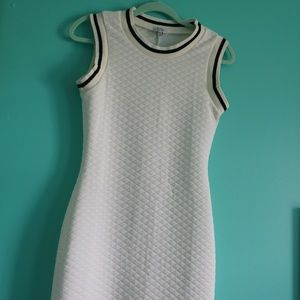 Tobi White Bodycon Dress
